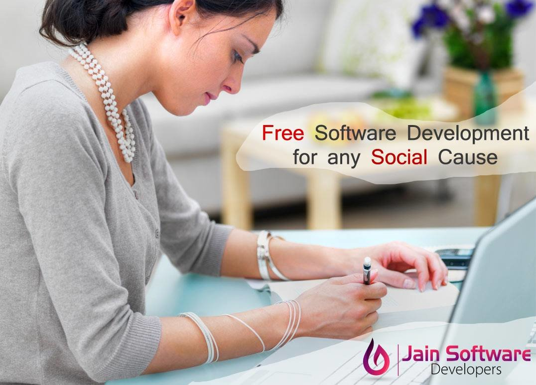Free Software Development for Social Causes