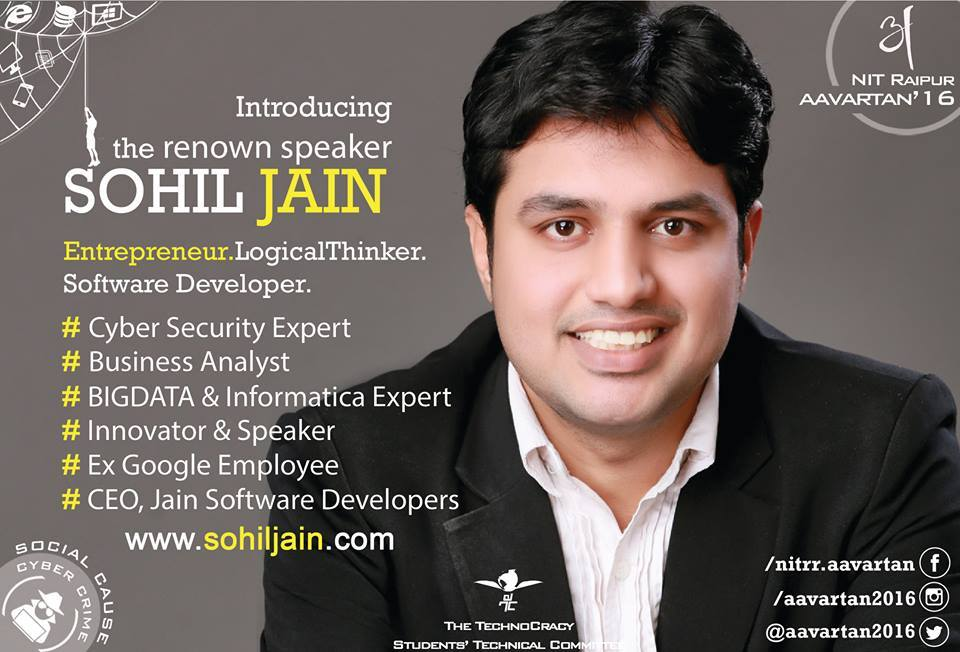 CEO of Jain Software