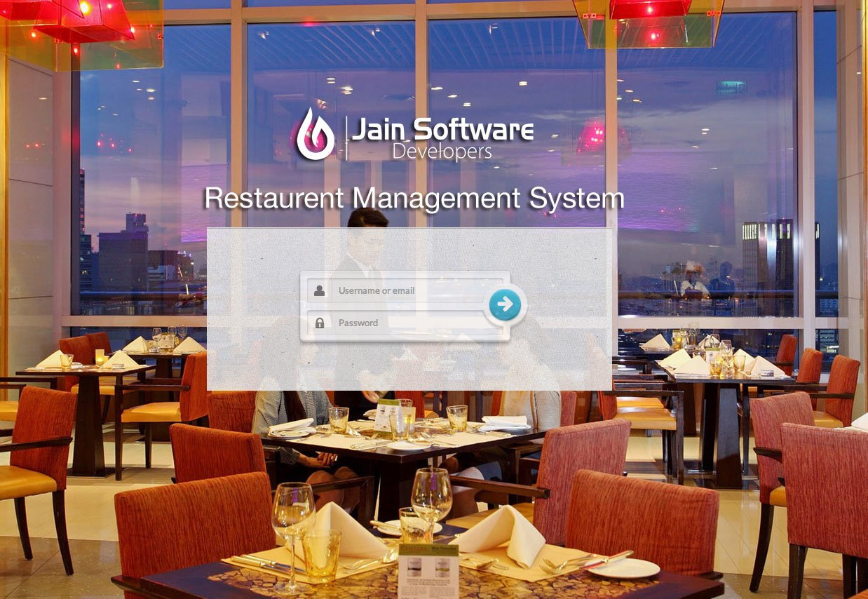 Restaurent Management Software