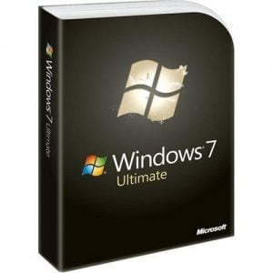 Windows 7 Ultimate Sealed